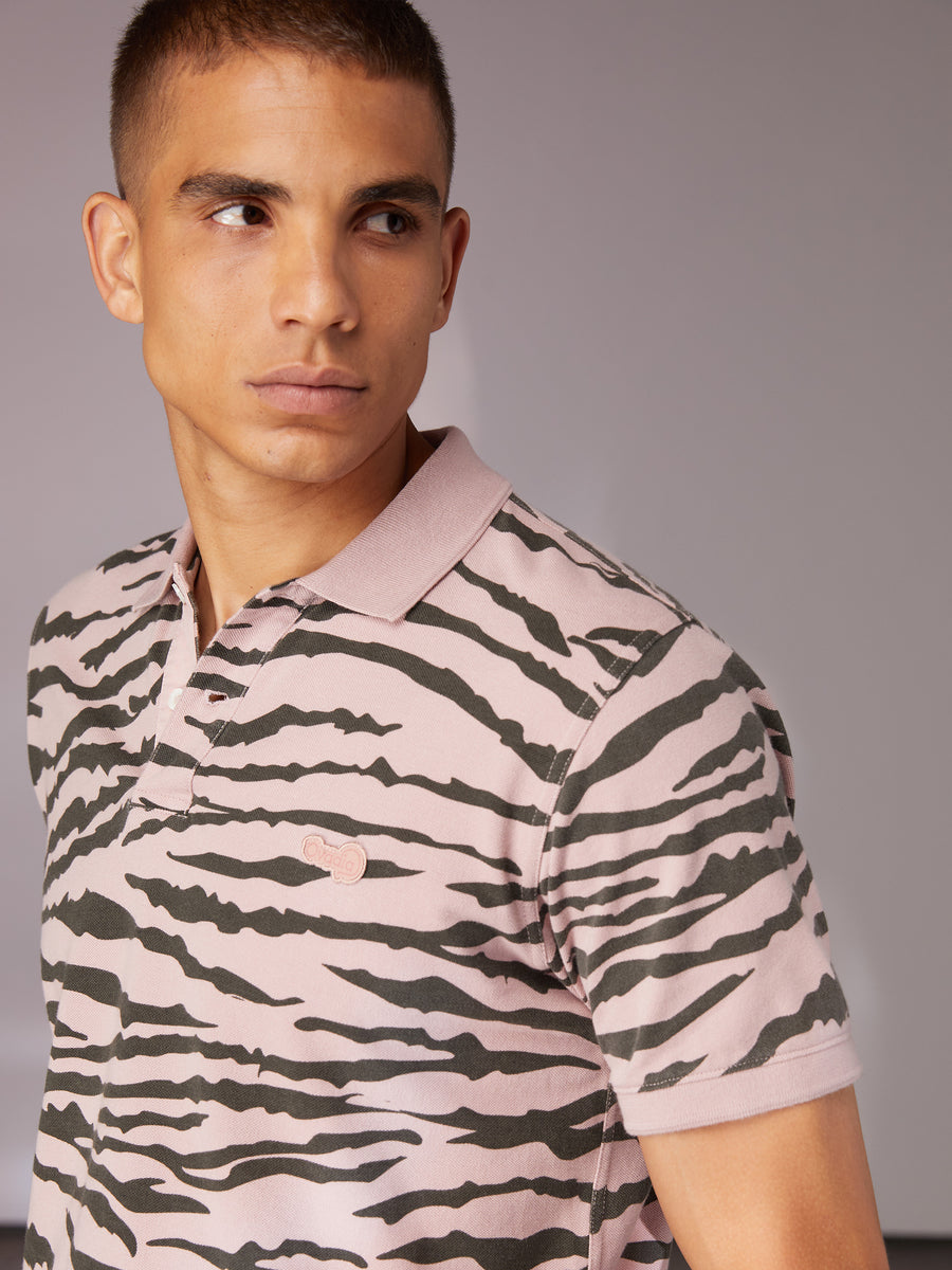 Tiger Summer Polo