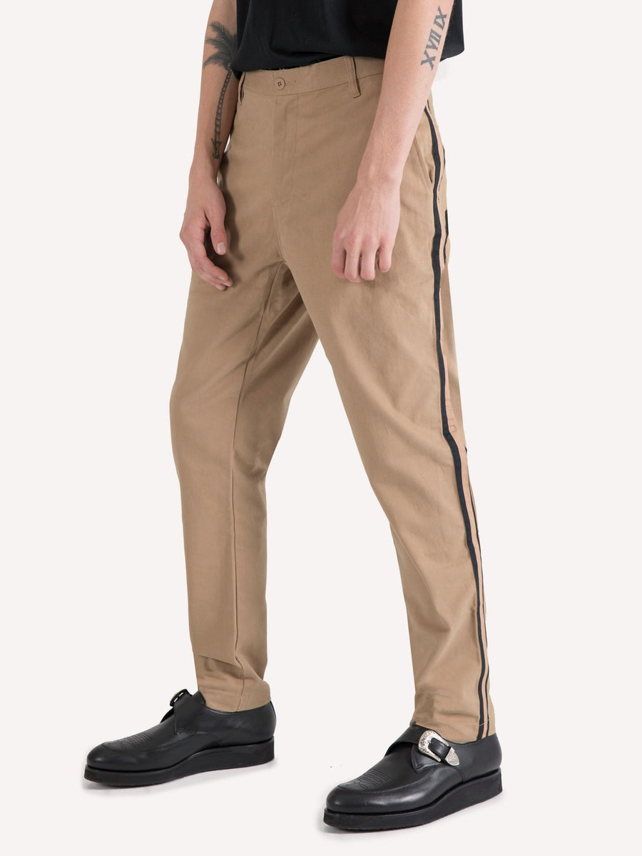 Chino Side Stripe Pant