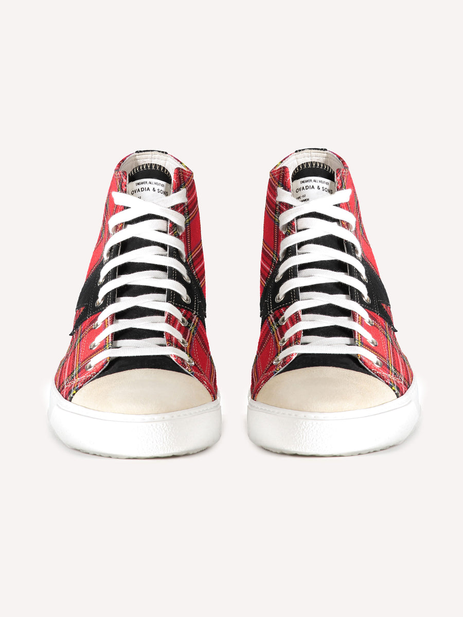 Type-02 Canvas Strummer Sneaker