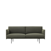 Muuto Outline sofa 3-seater - oosterlinck
