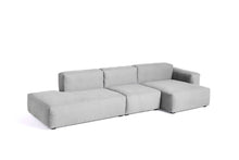 Hay Mags Soft Low sofa combinatie 4 - Linara 443 grijs - [oosterlinck]