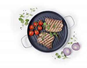 Greenpan Essentials grillpan 28cm - [oosterlinck]