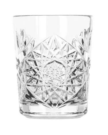 Libbey Hobstar shotglas - [oosterlinck]