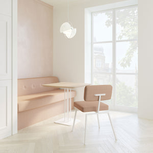 Studio Henk ODE Chair - Kvadrat stoffering - [oosterlinck]