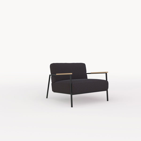 Studio Henk CO Lounge - Kvadrat stoffering