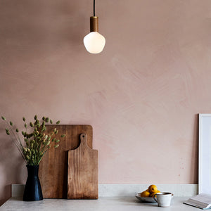 Tala Brass pendant new version - [oosterlinck]