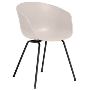 HAY About a chair AAC26 - zwart onderstel - [oosterlinck]