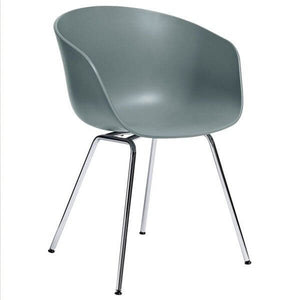 HAY About a chair AAC26 - chroom onderstel - [oosterlinck]