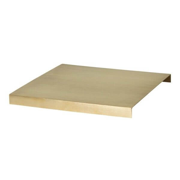 Ferm Living Tray voor plant box plantenbak messing - [oosterlinck]