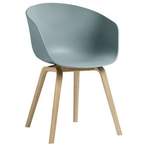 Hay About a chair AAC22 - gezeept eik onderstel - [oosterlinck]