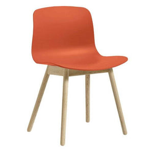 Hay About a chair AAC12 - gezeept eik onderstel - [oosterlinck]