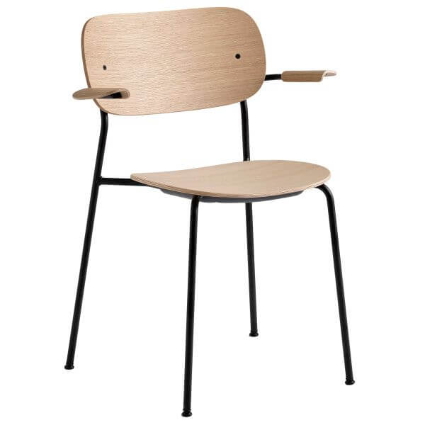 Menu Co chair met armleuningen - [oosterlinck]
