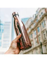 Chilly's Bottles Chrome 750ml Rose Gold - [oosterlinck]