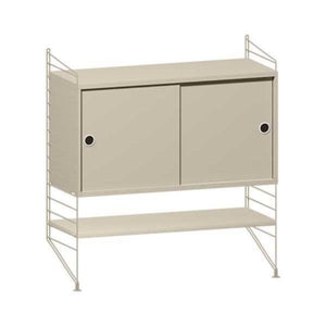String System dressoir small beige - [oosterlinck]
