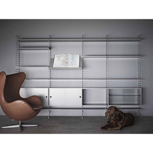 String System dressoir large grijs - [oosterlinck]