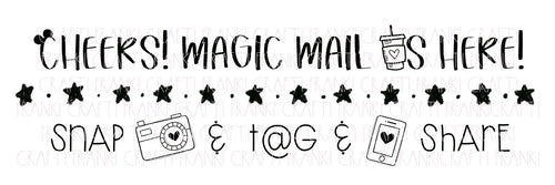 Small Shop Magic Mail Digital Image