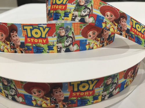 Toy Story Andy's Room x White Ribbon Bow * Pom Cap Removable Bow