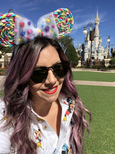 Load image into Gallery viewer, Celebration Lollipop Minnie Mouse Ears