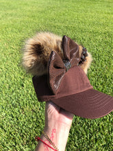 Load image into Gallery viewer, Chewbacca PomPom Dad Cap