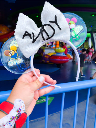 Toy Story: Andy's Skyzone Translucent Mouse Ears