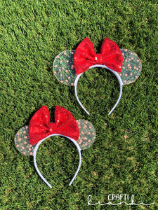 Tinsel Candiland Translucent Mouse Ears