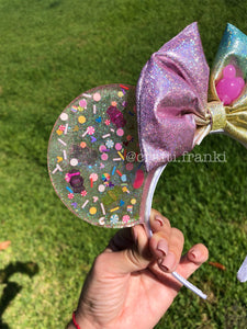 Candiland Translucent Mouse Ears