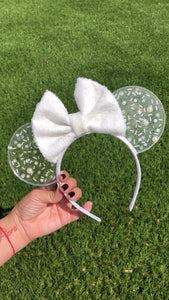 Winter Wonderland Translucent Mouse Ears