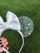 Load image into Gallery viewer, Winter Wonderland Translucent Mouse Ears