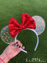 Load image into Gallery viewer, Tinsel Candiland Translucent Mouse Ears
