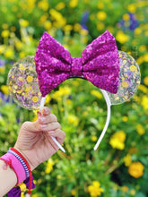 Load image into Gallery viewer, Violet Lemonade Translucent Mouse Ears