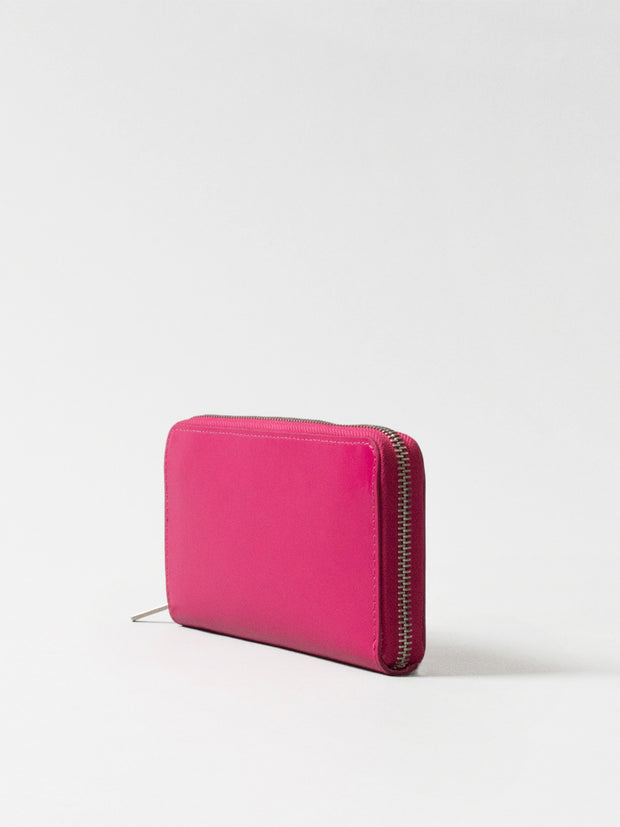 Long Wallet Rubine Red