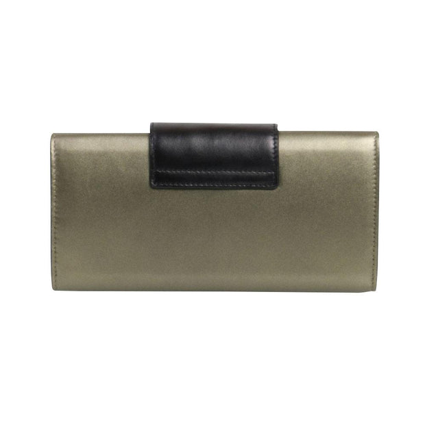 Px (Pixiu) Green Continental Wallet