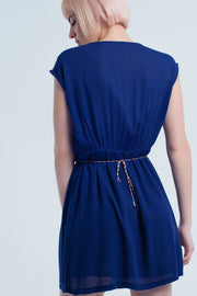 Navy Blue Mini