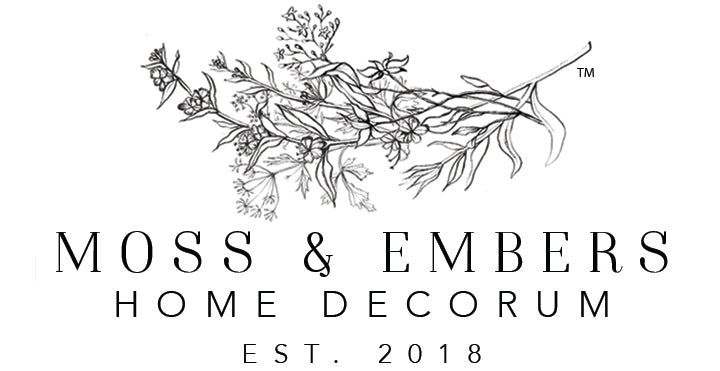 Moss & Embers Home Decorum