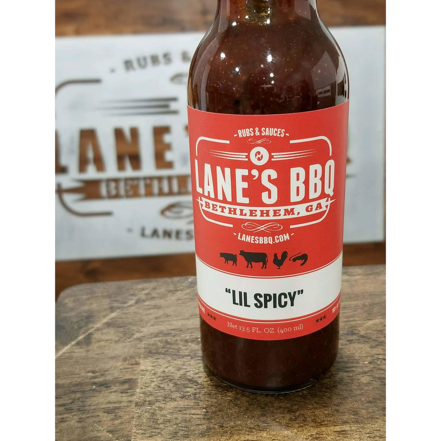 Lane's BBQ - Lil Spicy BBQ Sauce