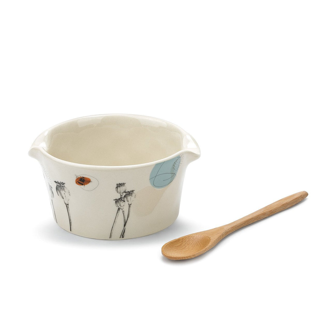 Nibbles Appetizer Bowl with Spoon