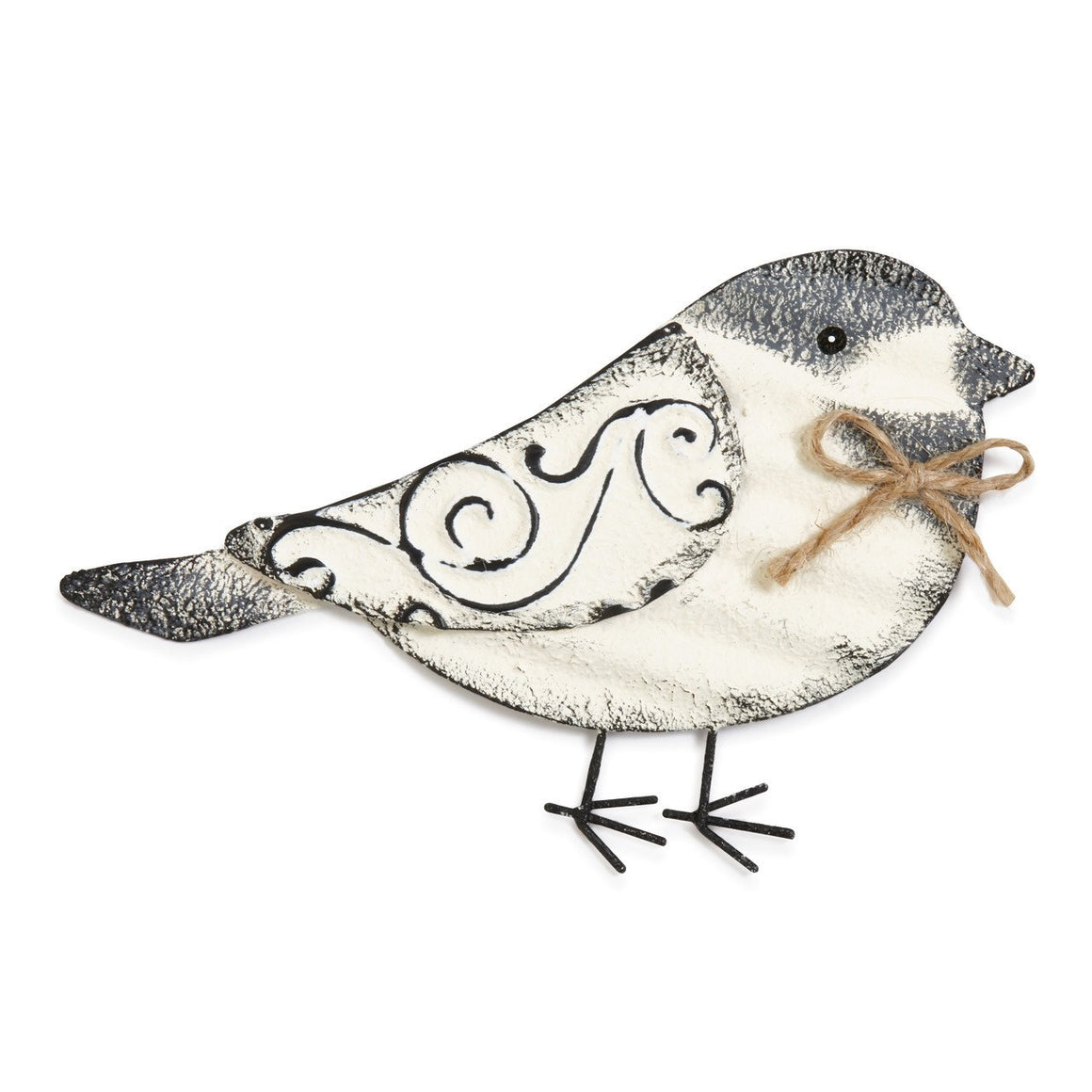 Chickadee Magnetic Metal Token
