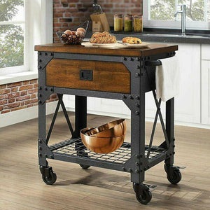 Vintage Kitchen Cart
