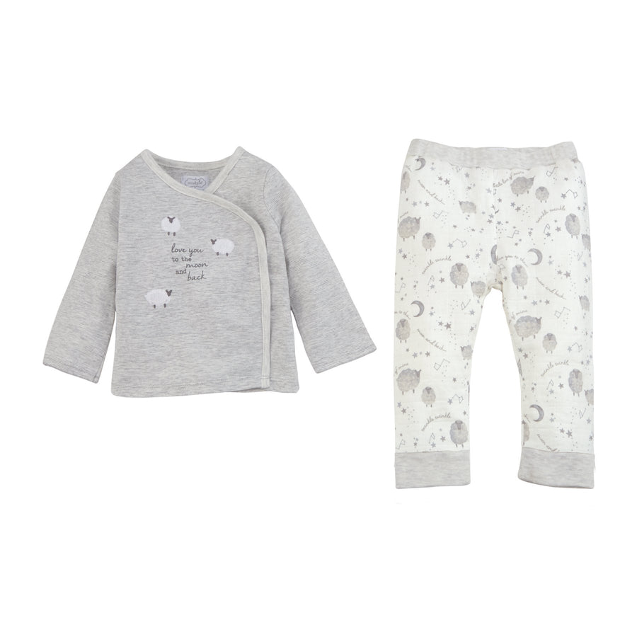 Sheep Two-Piece Set