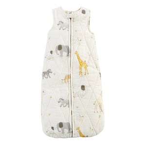 Quilted Safari Sleep Sack