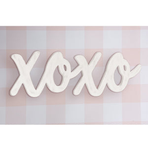 XOXO Word Wall Art