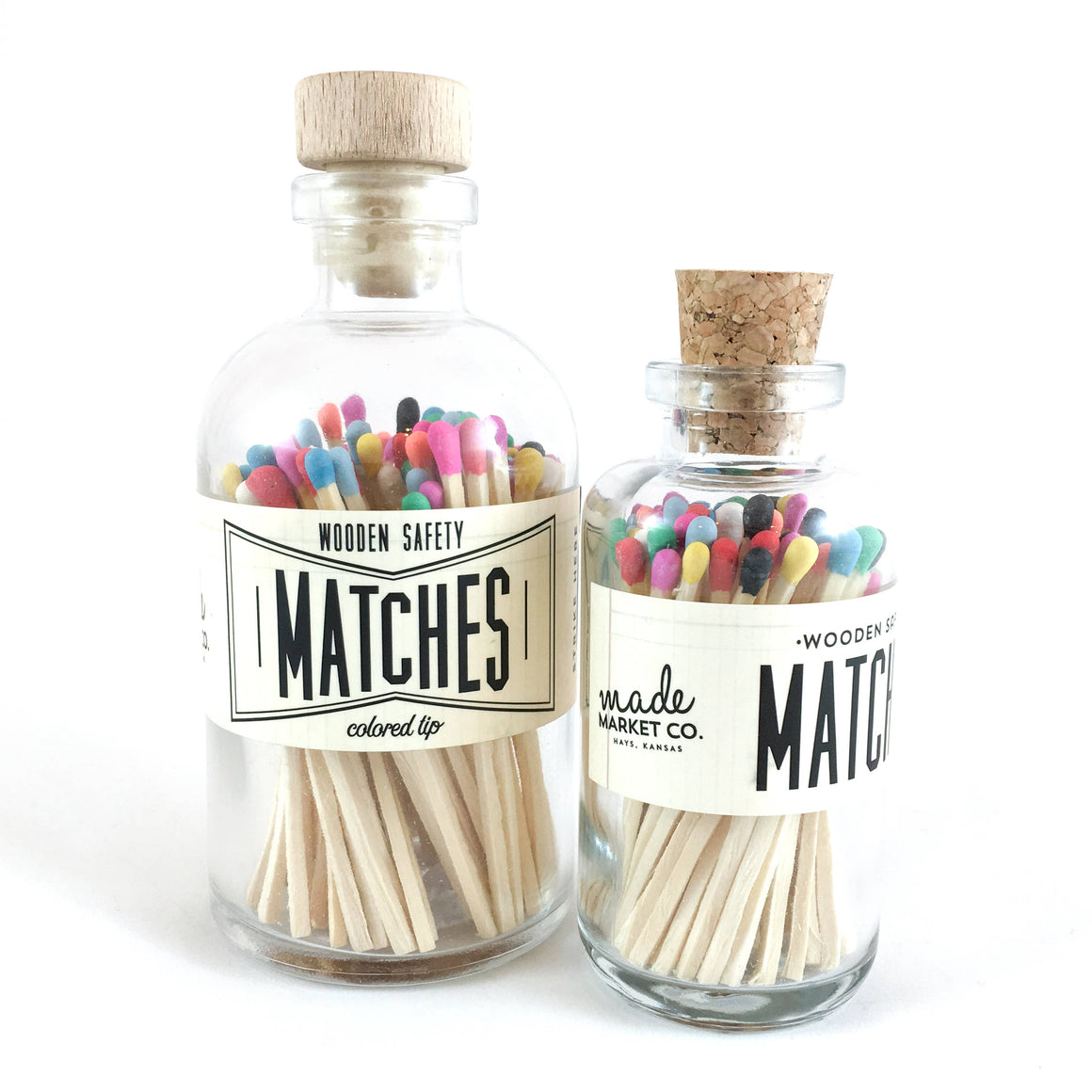 Made Market Co. - Variety Vintage Apothecary Matches