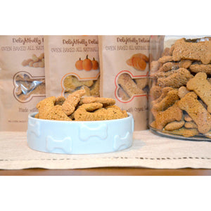 Delightfully Delicious Dog Treats - Oven Baked Peanut Butter Dog Treat