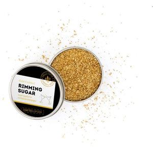 Dell Cove Spices & More Co. - Gold Rimming Sugar