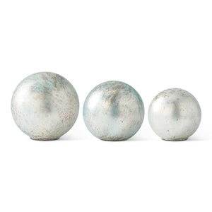 Aquamarine Tabletop Globes