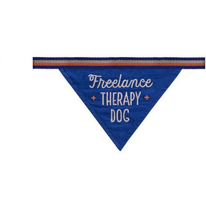 Freelance Therapy Dog Bandana