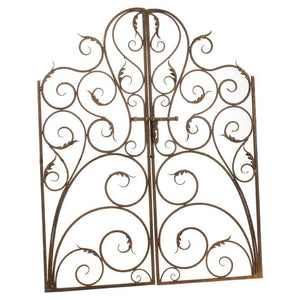 Distressed Metal Gate