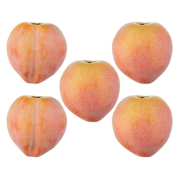 Bag of 5 Peaches
