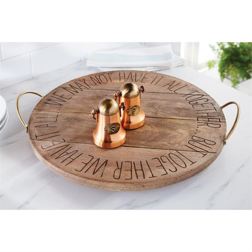 Together Sentiment Lazy Susan