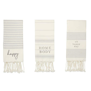 Home Body Turkish Towels